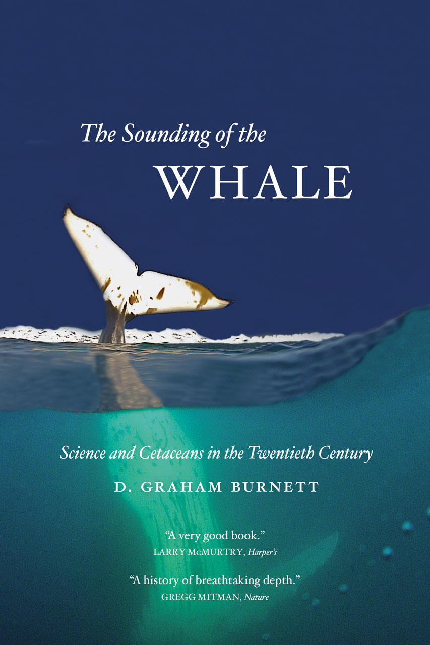 the sounding of the whale science and cetaceans in the twentieth