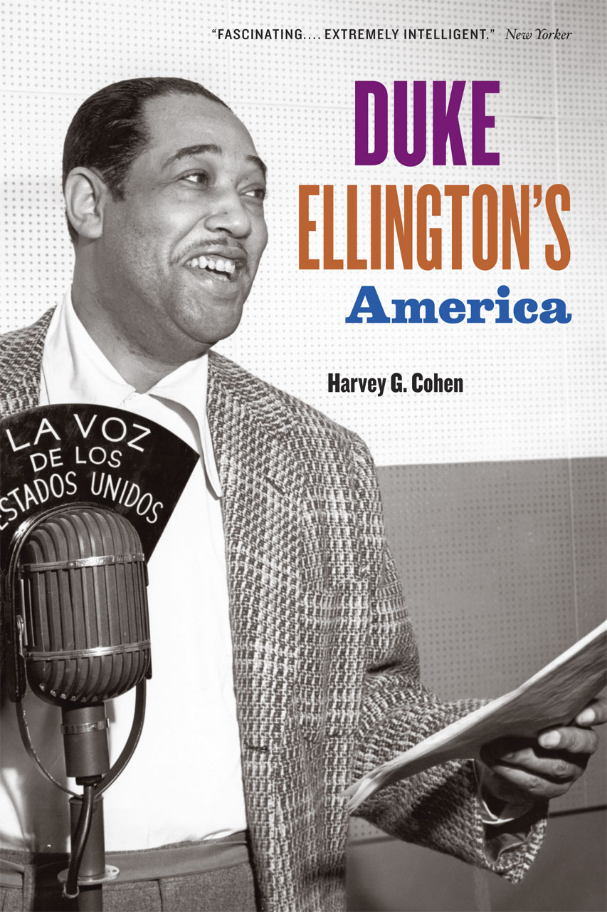 Duke ellington 39 s america cohen for The ellington