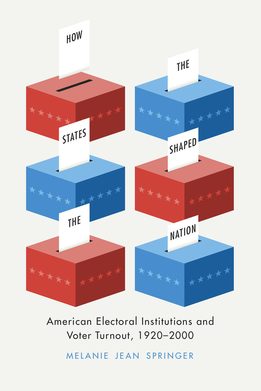 a paper on american voter turnout To voter participation this paper provides an extensive test of the claim we  examine the effect of weather on voter turnout in 14 us presidential elections.