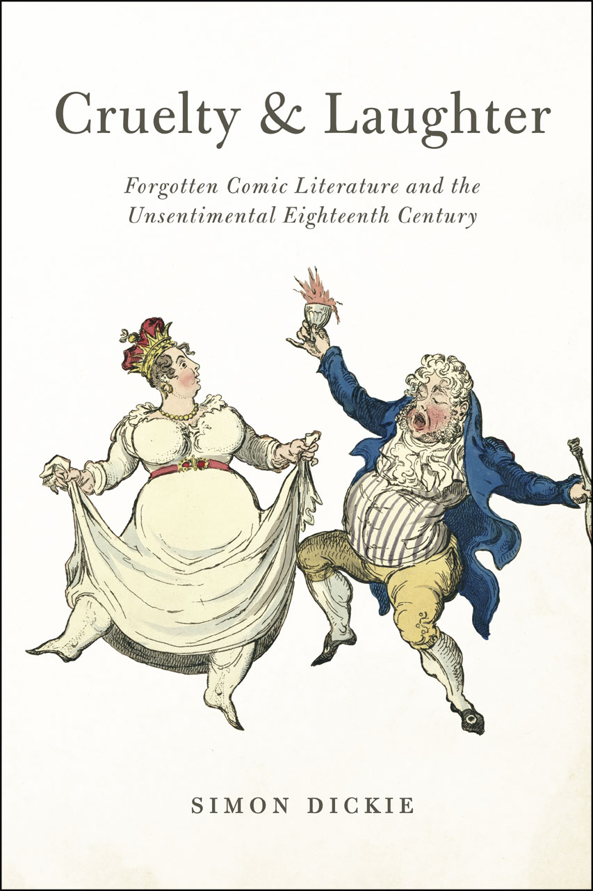 Cruelty And Laughter Forgotten Comic Literature And The