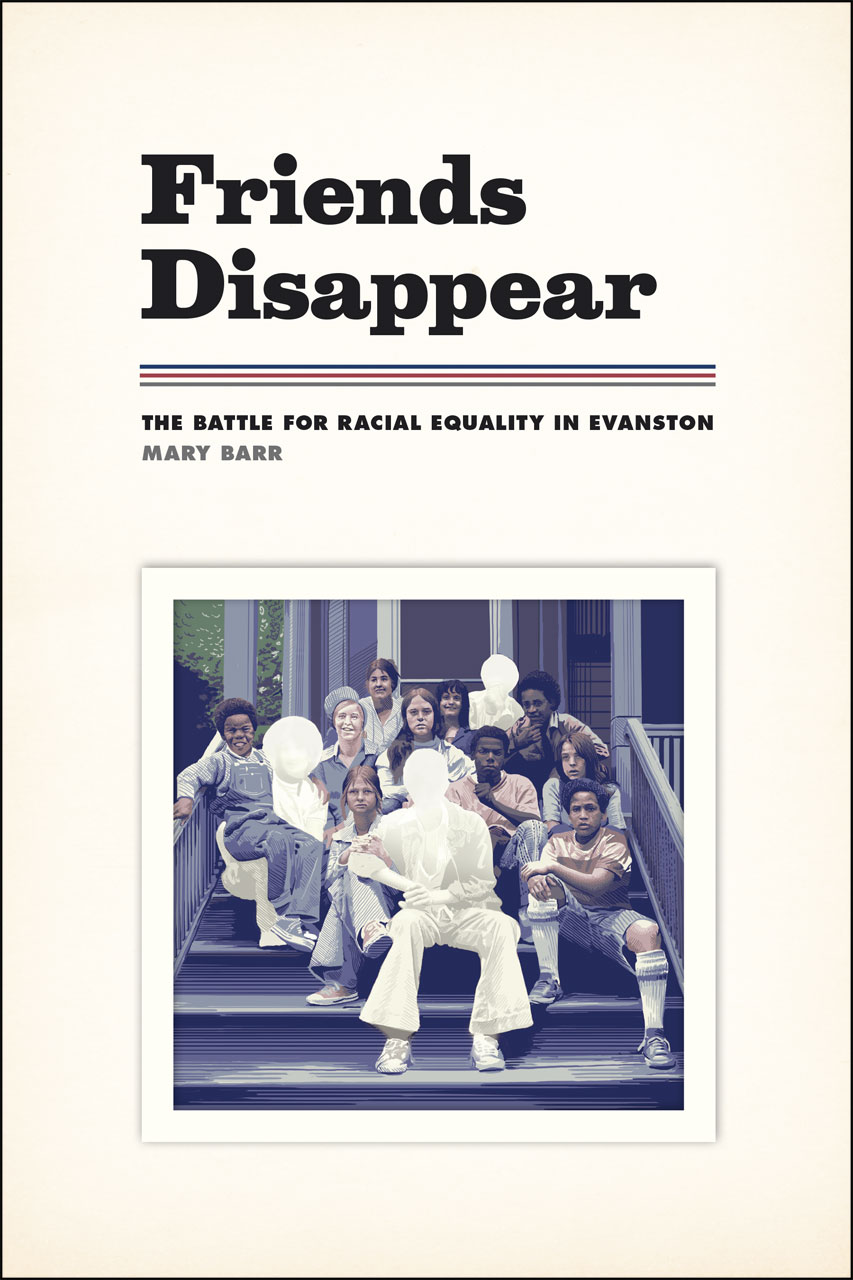 friends disappear the battle for racial equality in