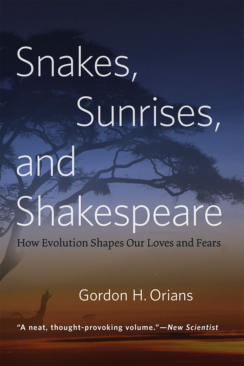 snakes sunrises and shakespeare how evolution shapes our loves