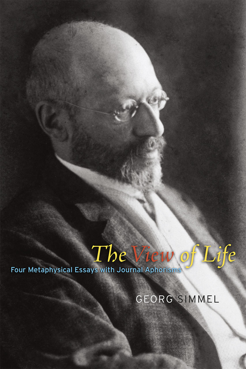 view of america essay ugc win winter general education program  the view of life four metaphysical essays journal aphorisms georg simmel