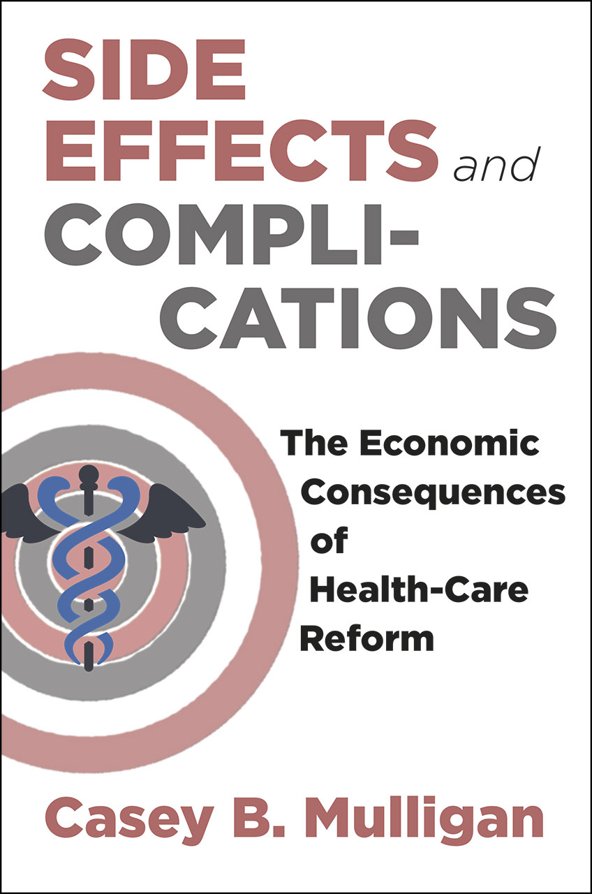 side effects and complications the economic consequences of health