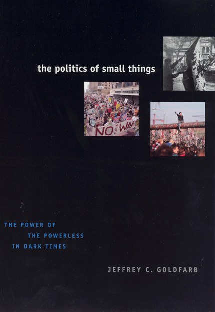 The Politics of Small Things