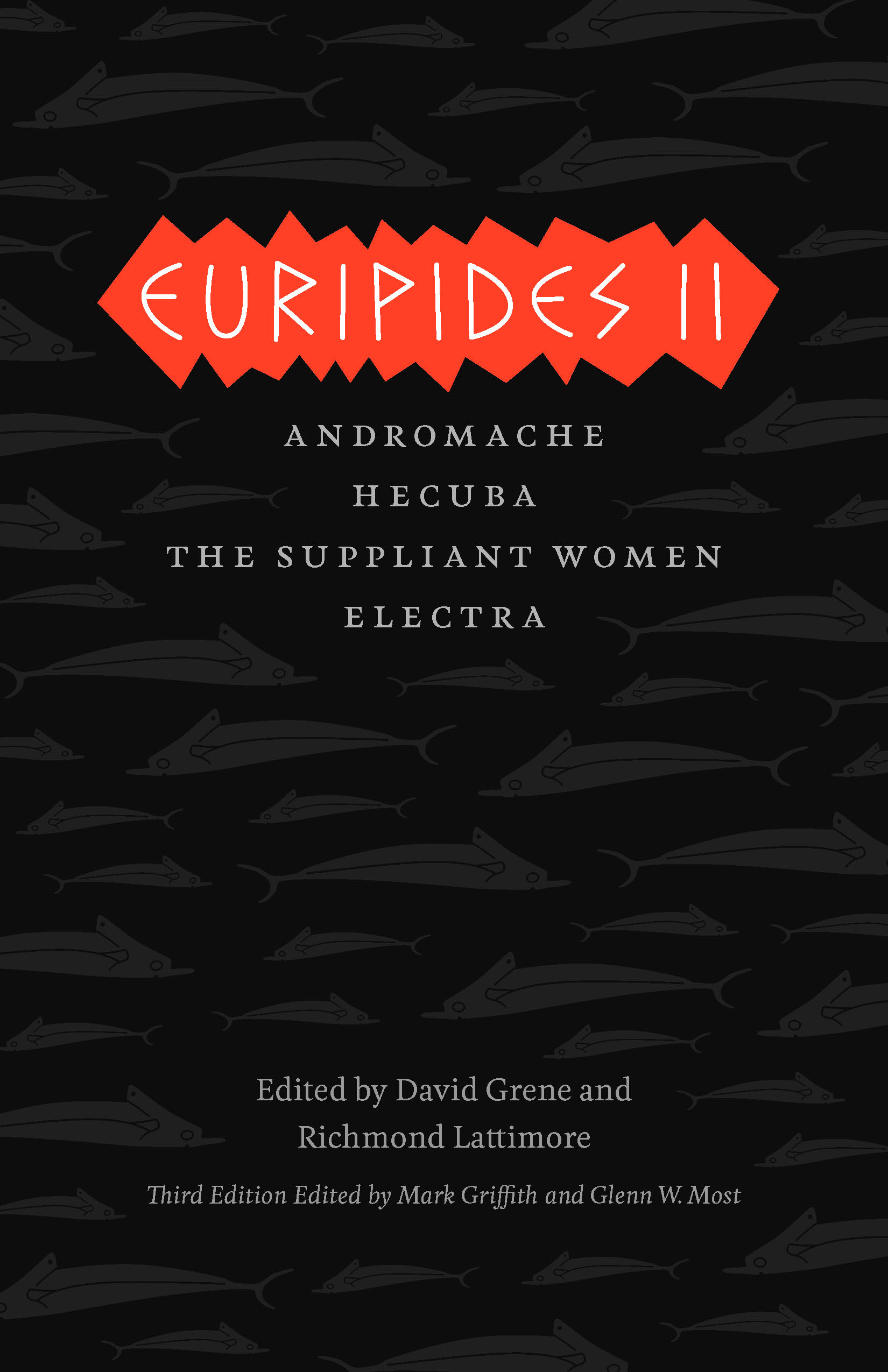 Euripides the suppliants