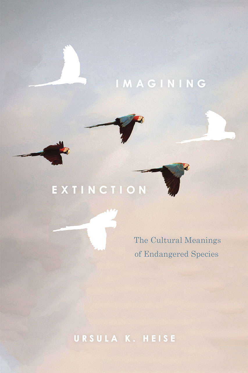 Imagining extinction the cultural meanings of endangered for Ursula heise