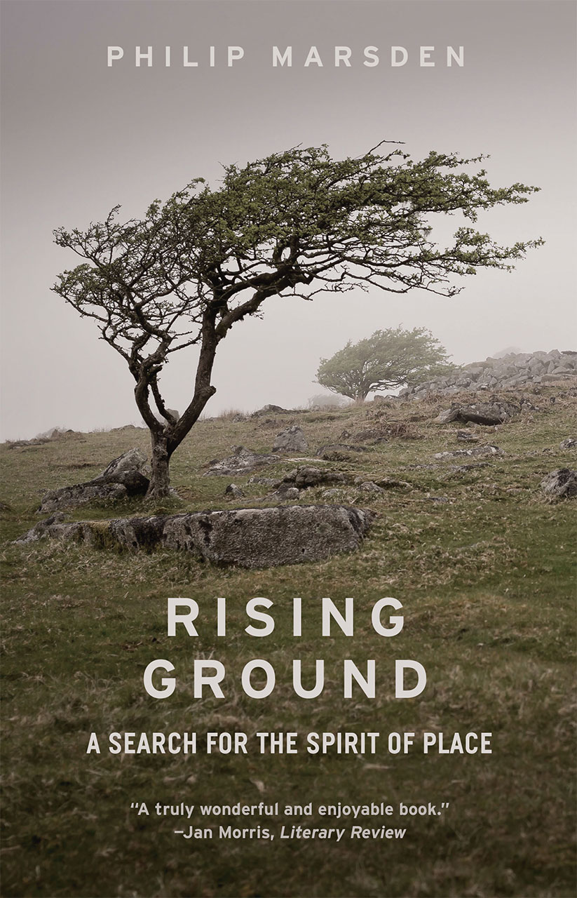 Rising Ground A Search For The Spirit Of Place Marsden