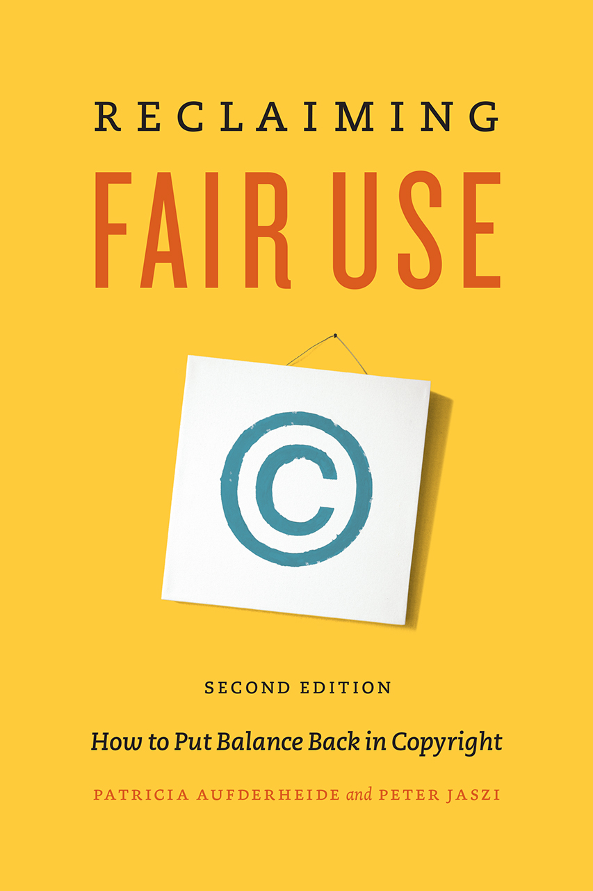 Book Cover Images Fair Use : Reclaiming fair use how to put balance back in copyright