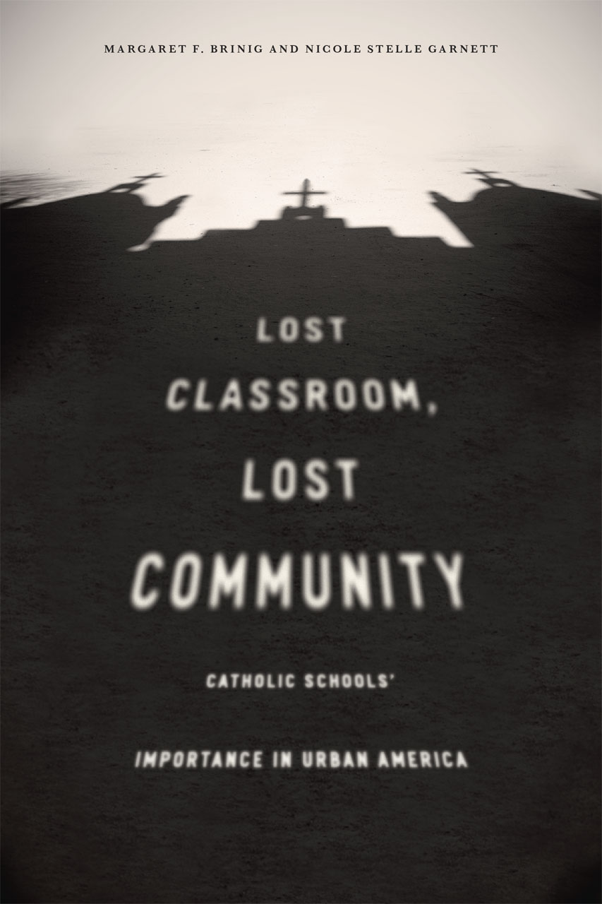 Community Quotes Lost Classroom Lost Community Catholic Schools' Importance In