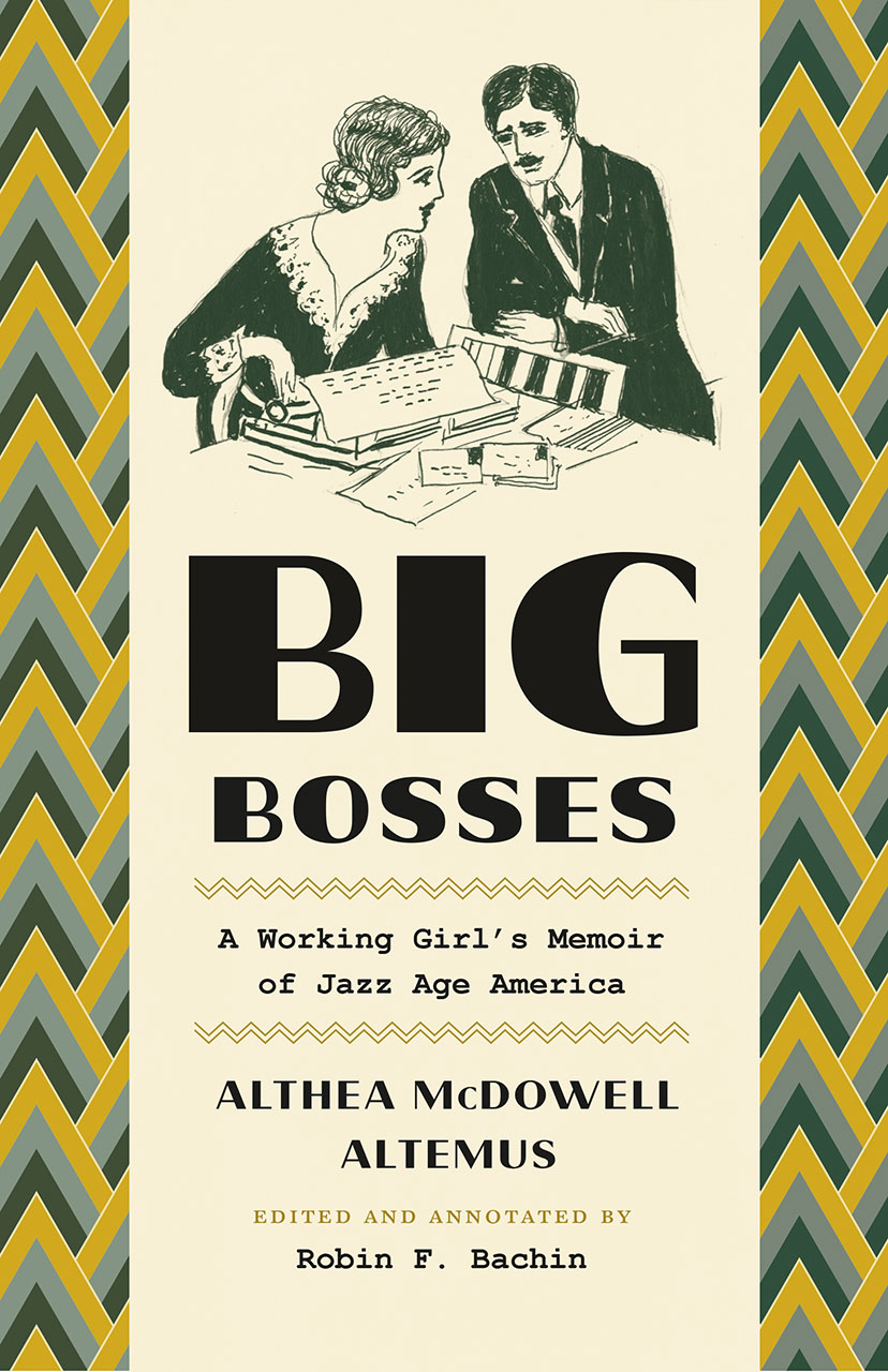 the power of productivity wealth poverty and the threat to big bosses a working girl s memoir of jazz age america