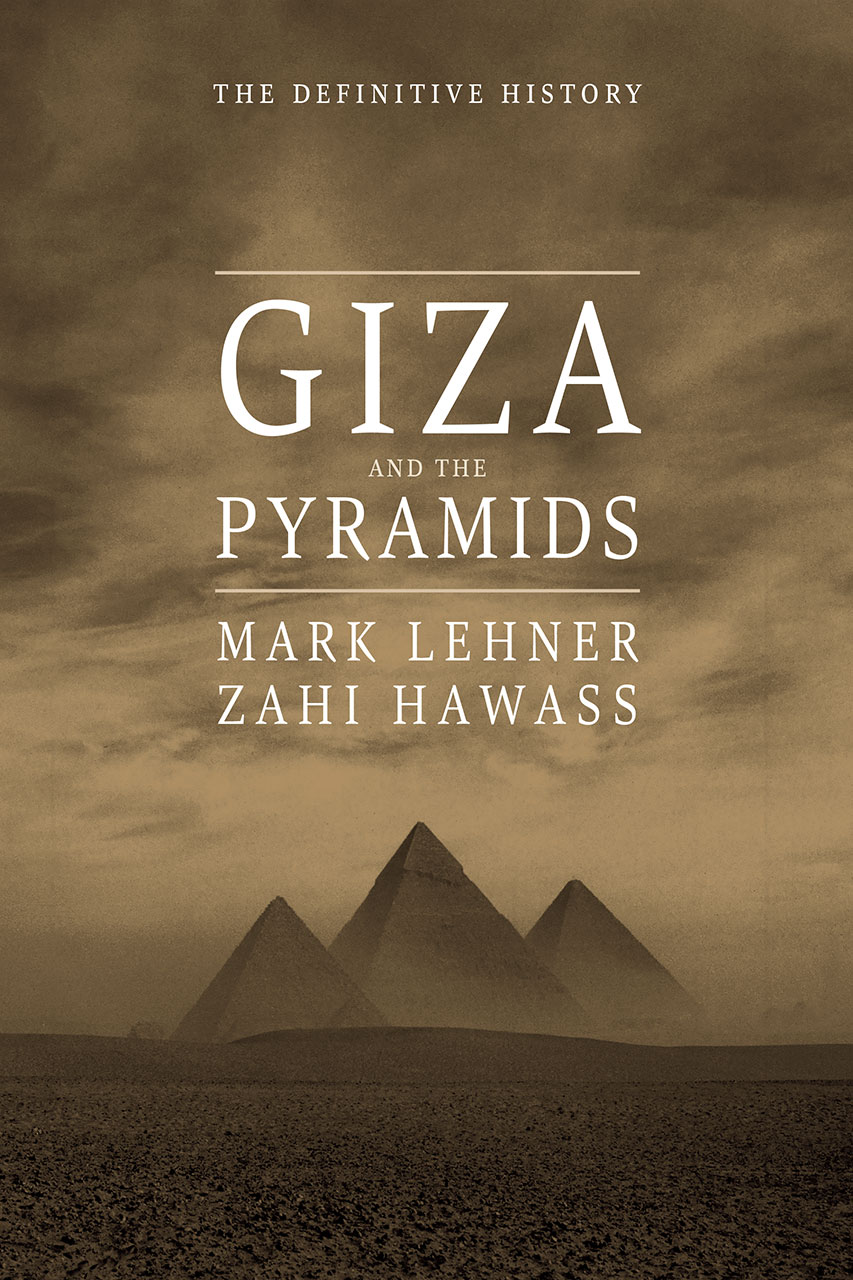 Giza and the pyramids the definitive history lehner hawass giza and the pyramids gumiabroncs Images