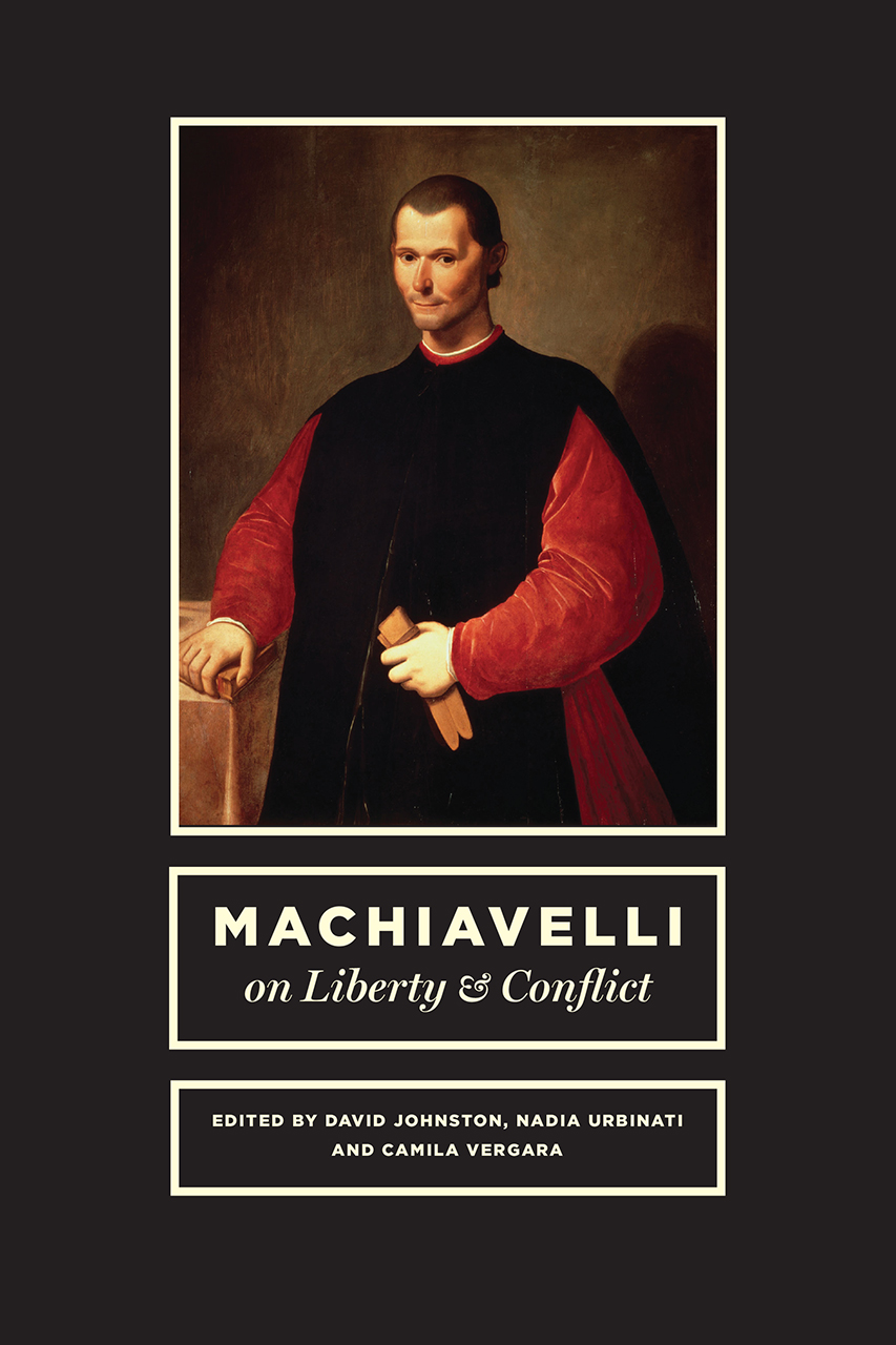 machiavelli on liberty and conflict johnston urbinati vergara addthis sharing buttons