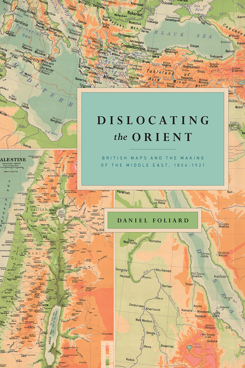 Food Book Cover Map : Dislocating the orient british maps and making of
