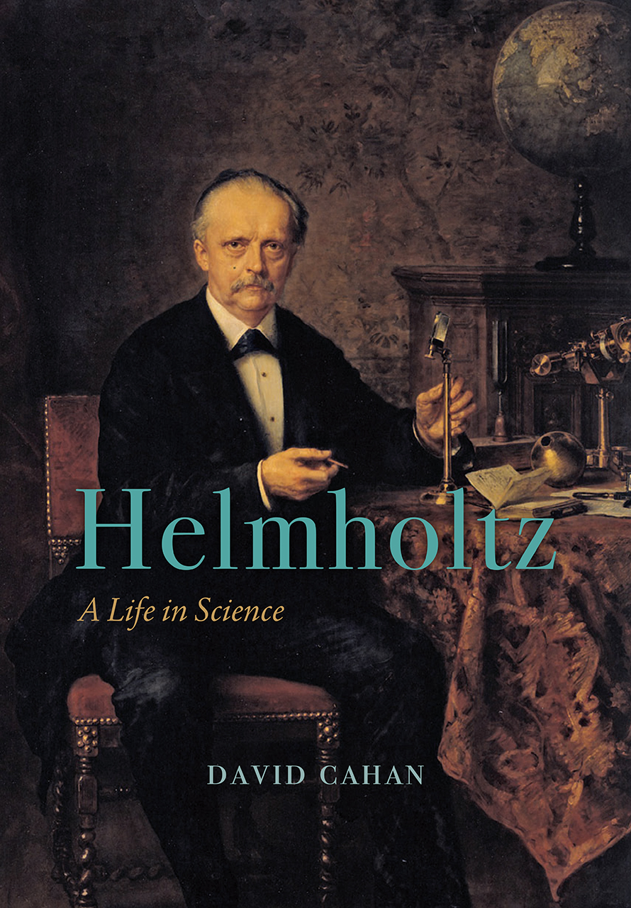 Biography and letters from the university of chicago press helmholtz fandeluxe Image collections