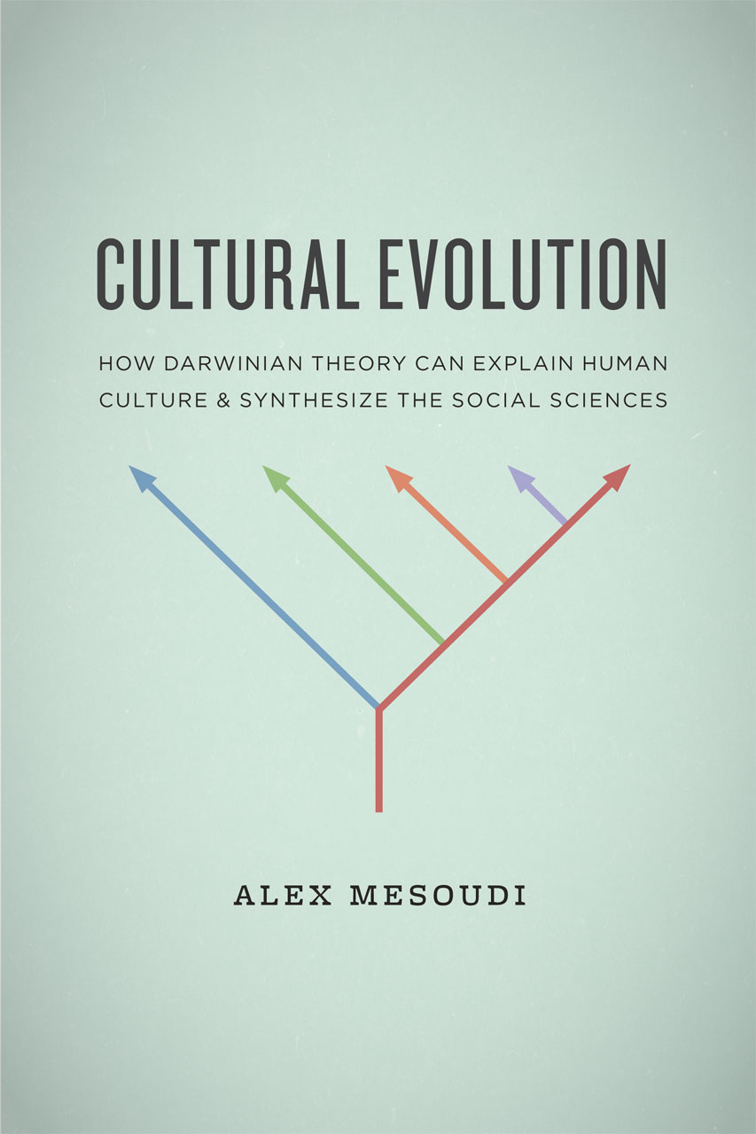the cultural evolution of -#main