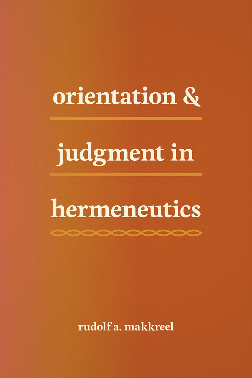 hermeneutical orientation essay Metanexus fosters a growing international network of individuals and groups exploring the dynamic interface between cosmos, nature and culture.
