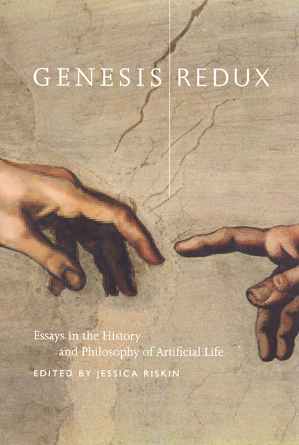 genesis redux essays on the history and philosophy of artificial life Genesis redux: essays in the history and philosophy  mechanistic natural philosophy and the  phical framing of the history of artificial life,.