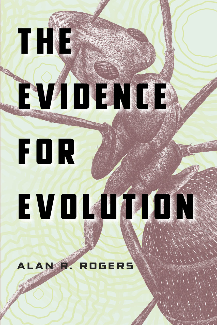 What is the strongest evidence for the evolution theory?