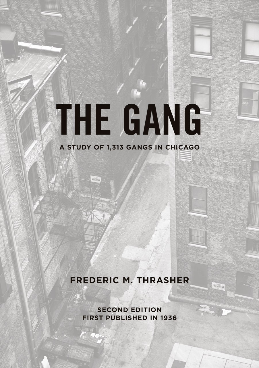 The History of Street Gangs in the
