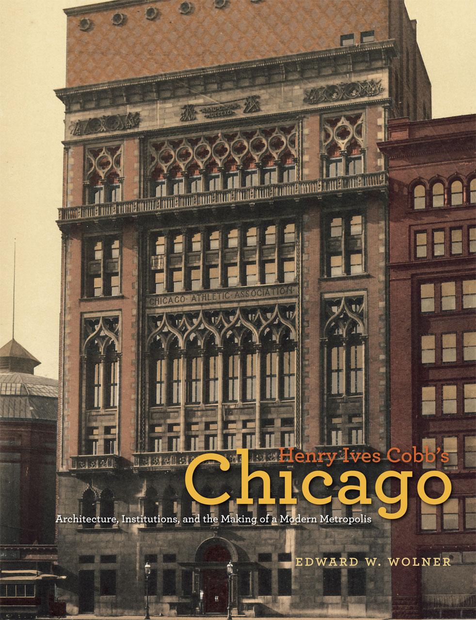 Chicago Architecture Histories Revisions Alternatives Waldheim