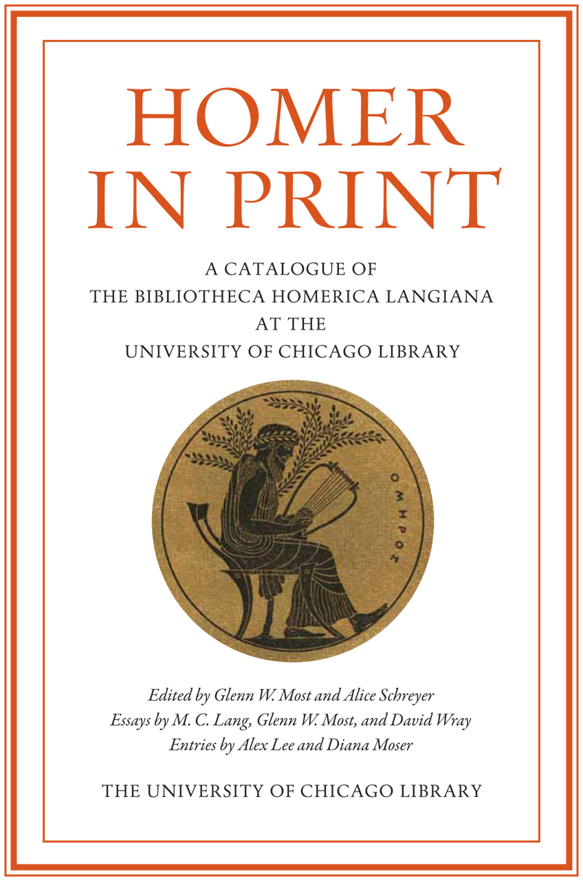 homer in print a catalogue of the bibliotheca homerica langiana  addthis sharing buttons