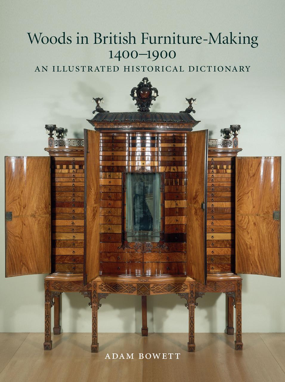 woods in british furniture making 1400