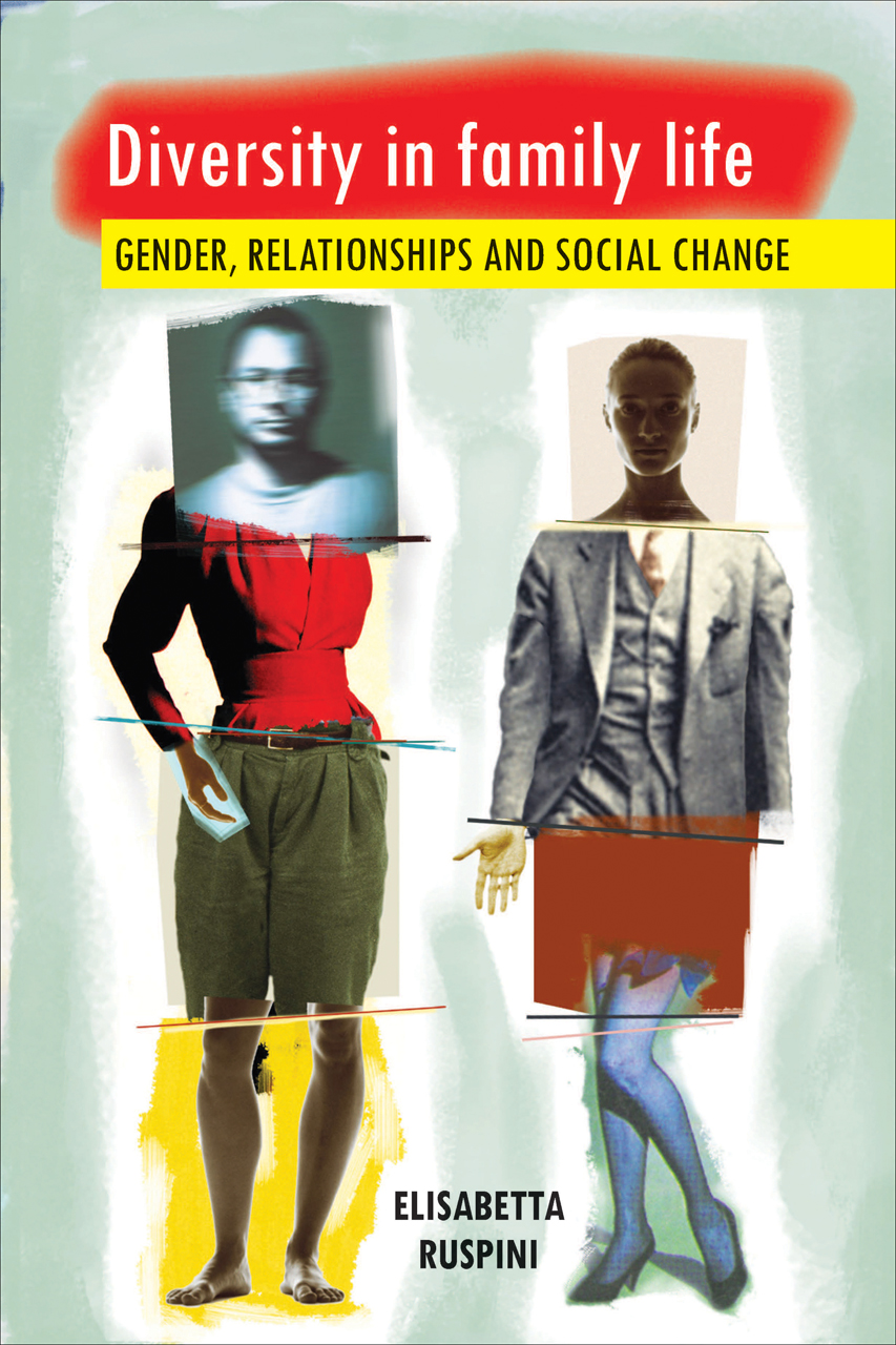 family social change That is, the birthrate, death, age at marriage, size of family, members of family, sex roles, etc are studied and changes in the social/economic makeup of society that is influenced by or that influences those family patterns are examined.
