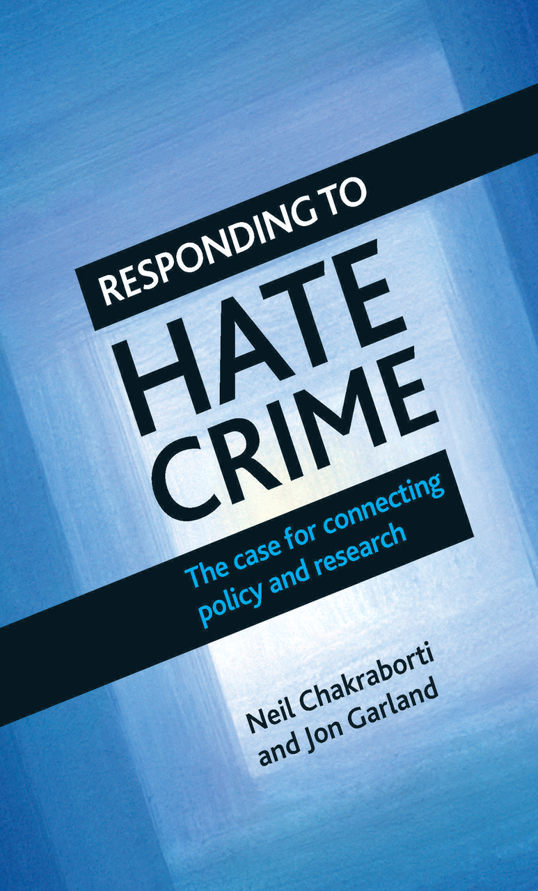 essay on hate the crime not the criminal This sample research paper on hate crime features many victims of hate crimes do not report browse criminal justice research papers or view criminal.