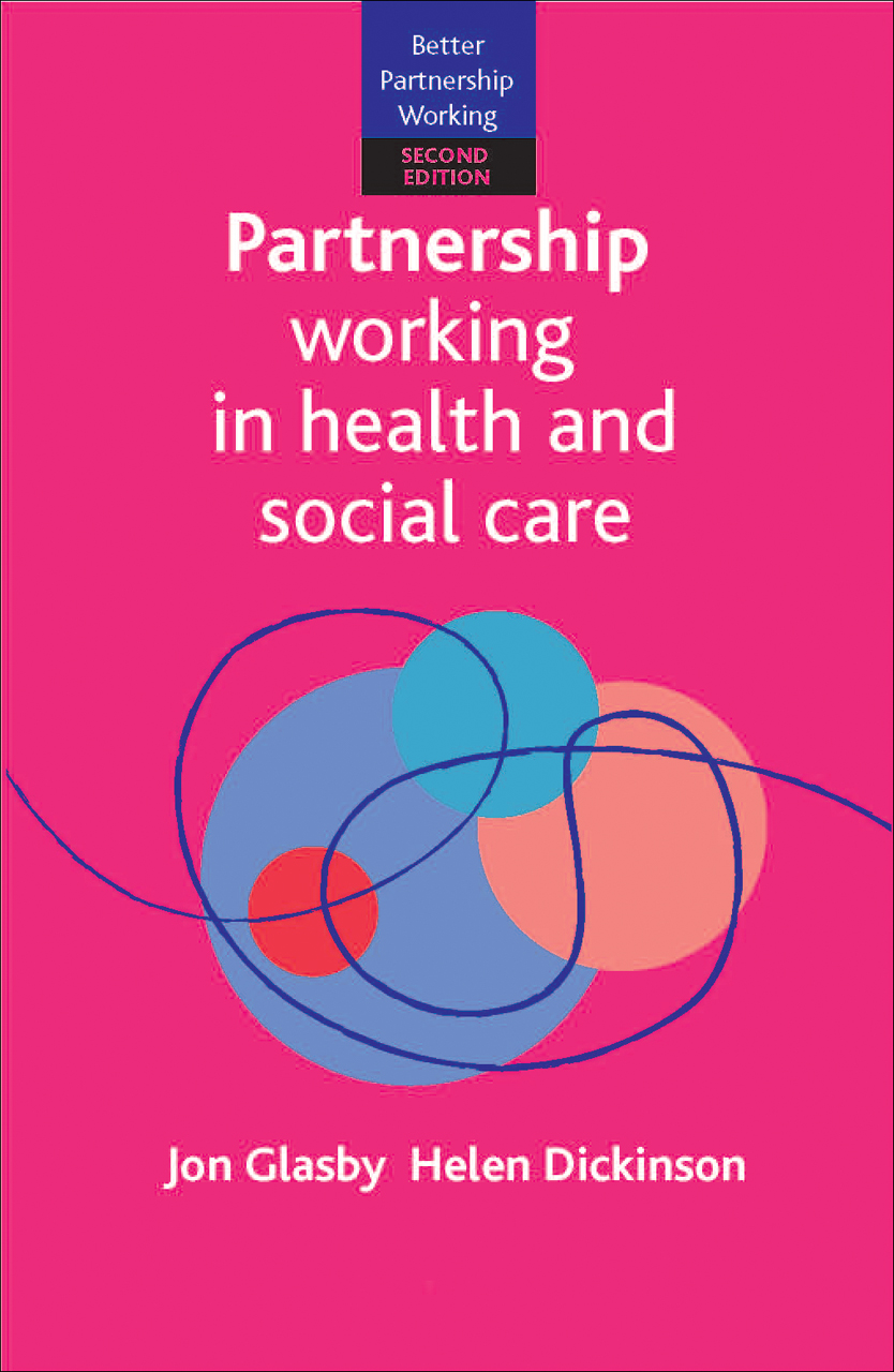 Partnership Working In Health And Social Care What Is