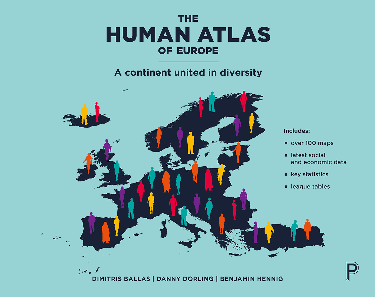 The Human Atlas of Europe A Continent