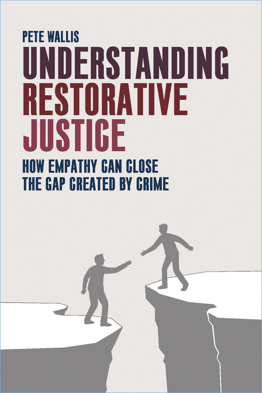 understanding restorative justice how empathy can close the gap  understanding restorative justice addthis sharing buttons