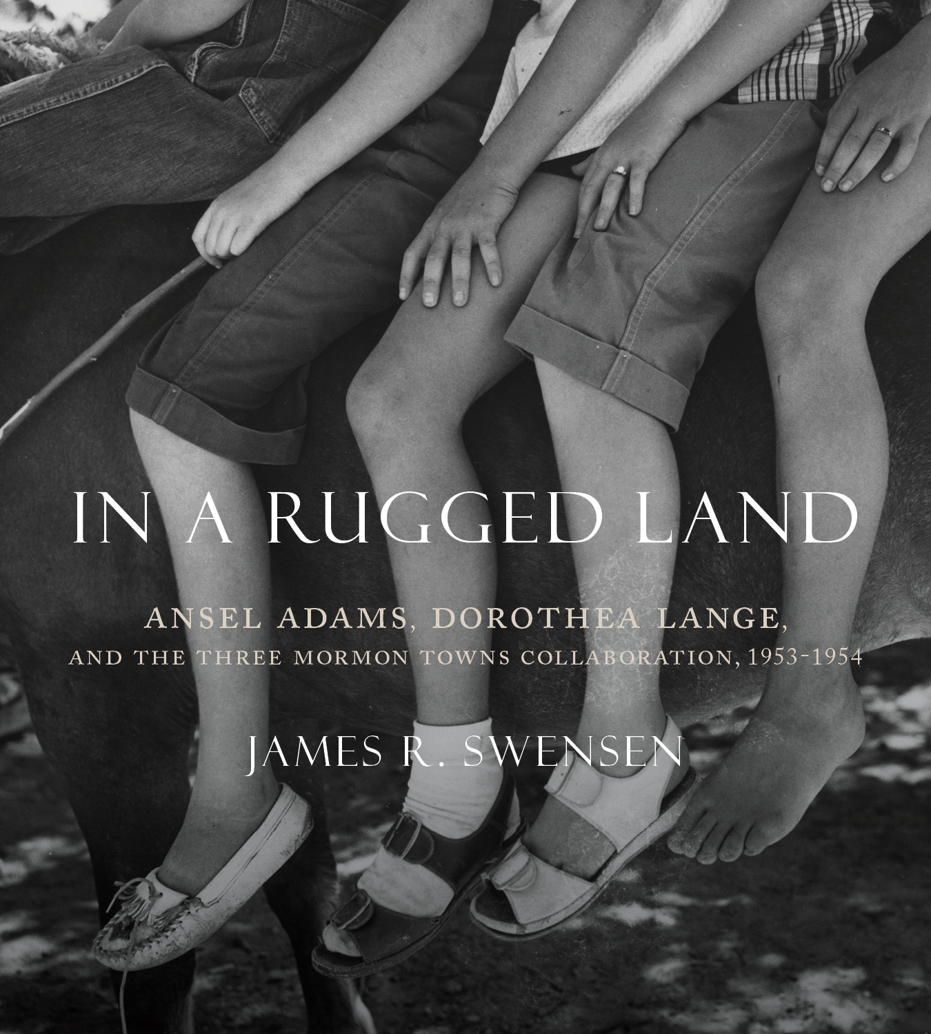 Image result for In a Rugged Land: Ansel Adams, Dorothea Lange, and the Three Mormon Towns Collaboration, 1953-1954