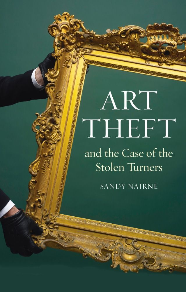 essays on art theft