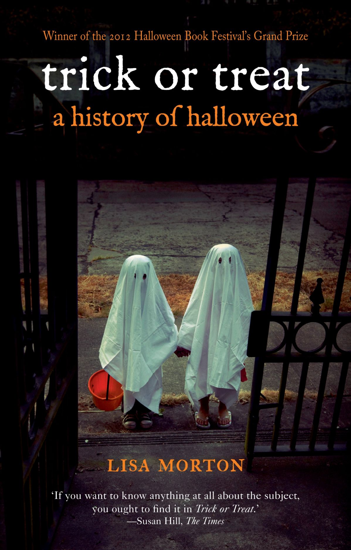 Trick or Treat: A History of Halloween, Morton