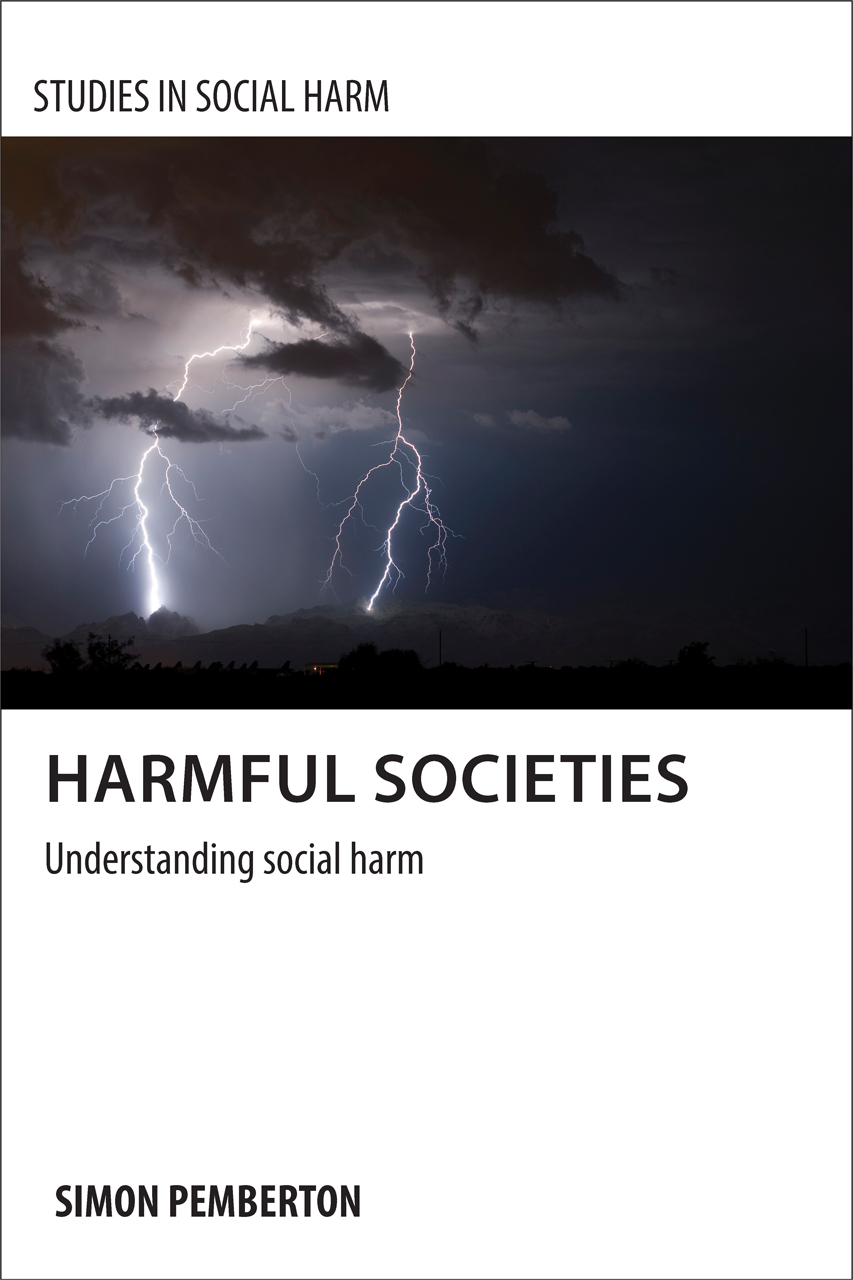 social harm White-collar crime, social harm, and punishment: a critique and modification  of the sixth circuit's ruling in united states v davis matthew.