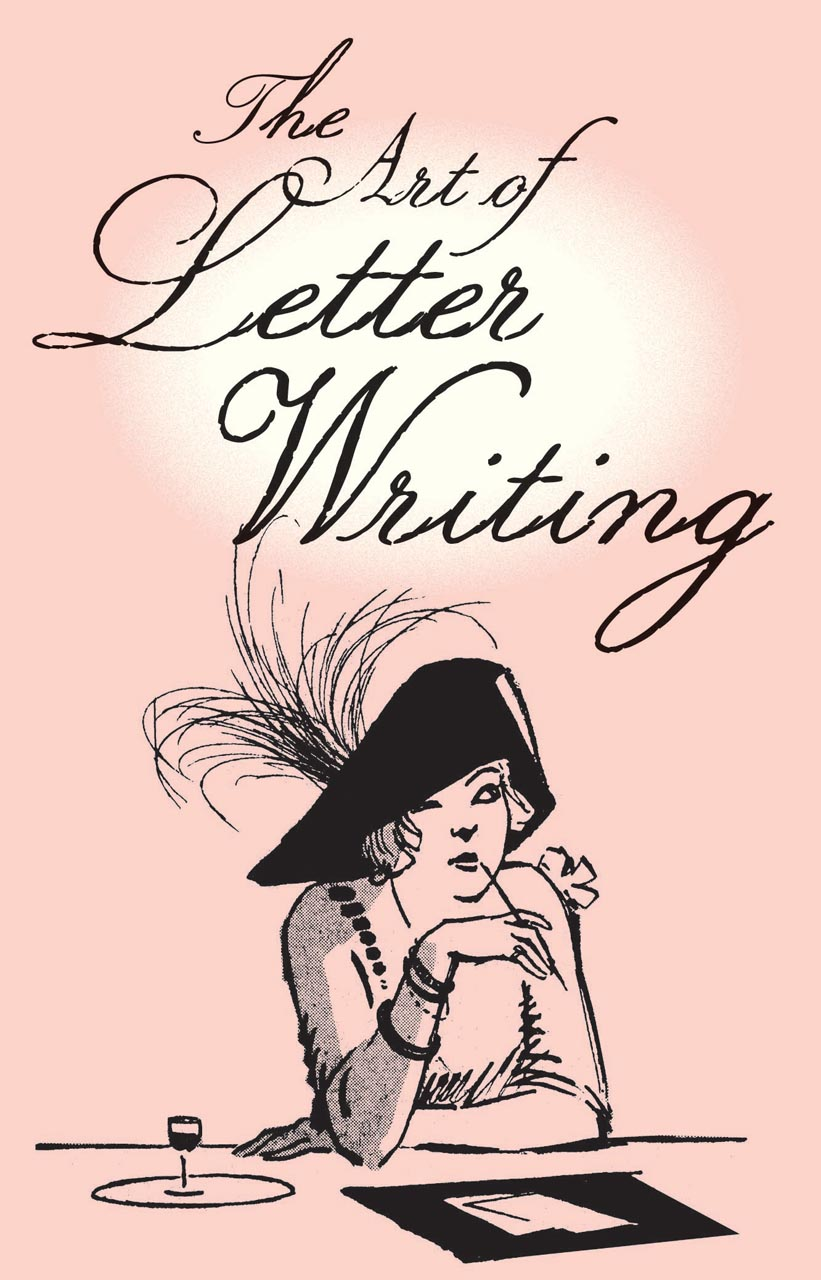 The Art of Letter Writing, Bodleian Library, the