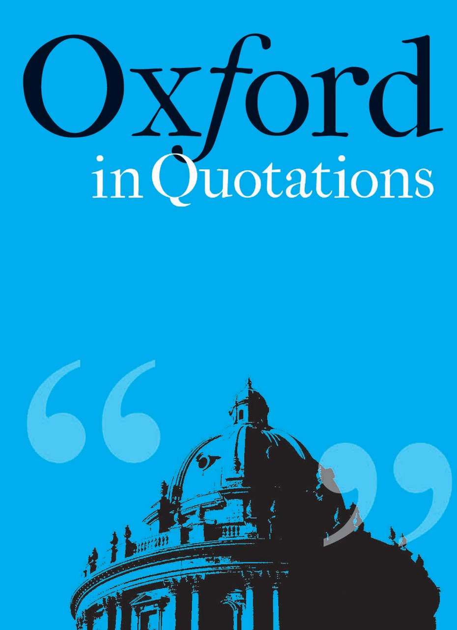 Oxford in Quotations, Moller