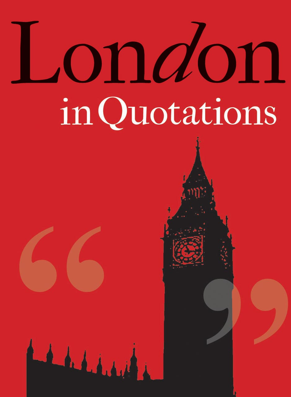 London in Quotations, Mitchell