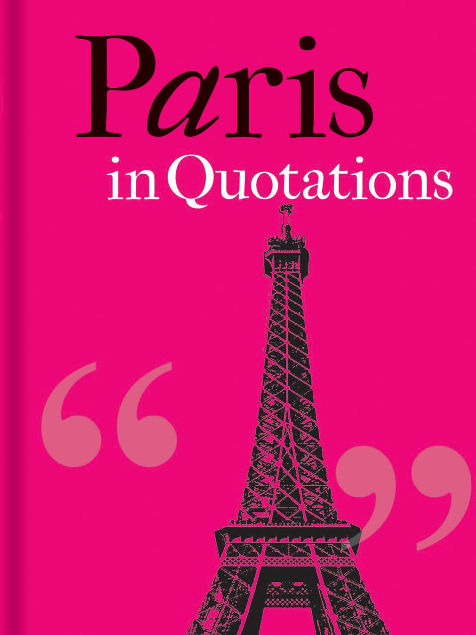 Paris in Quotations, Mitchell