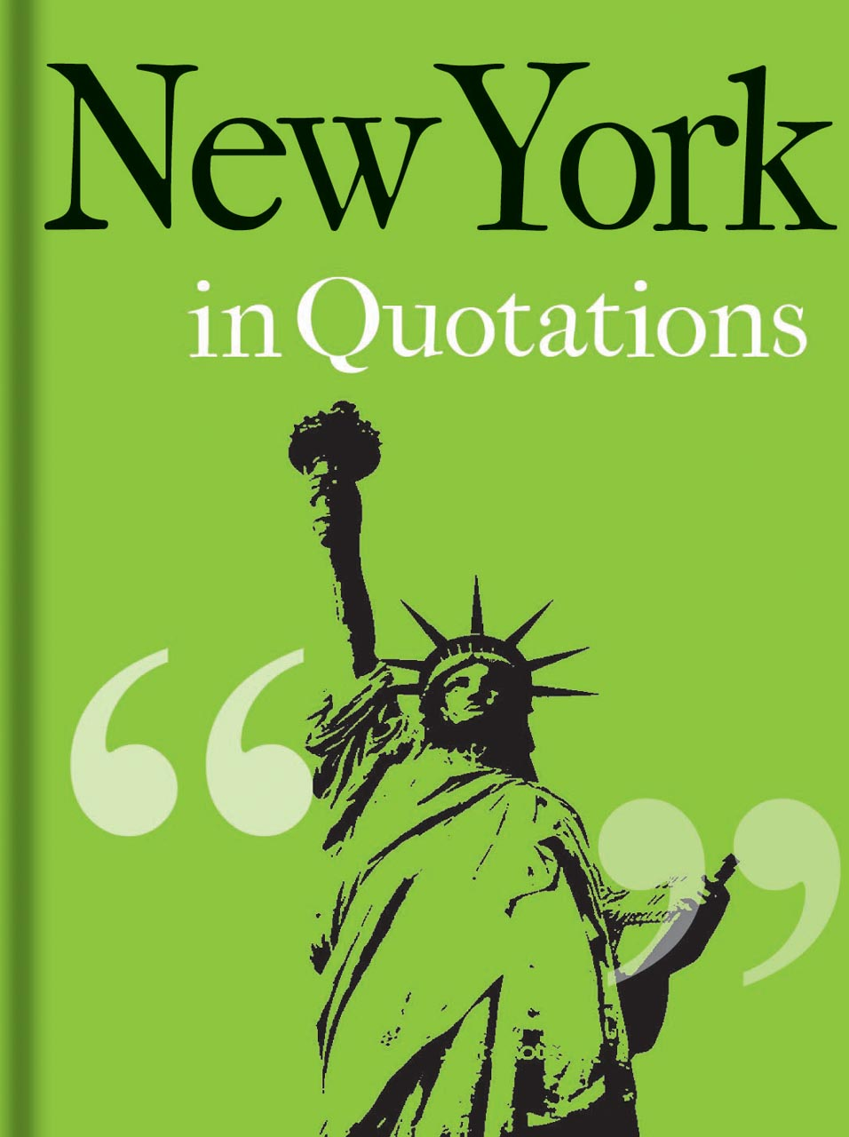 New York in Quotations, Mitchell