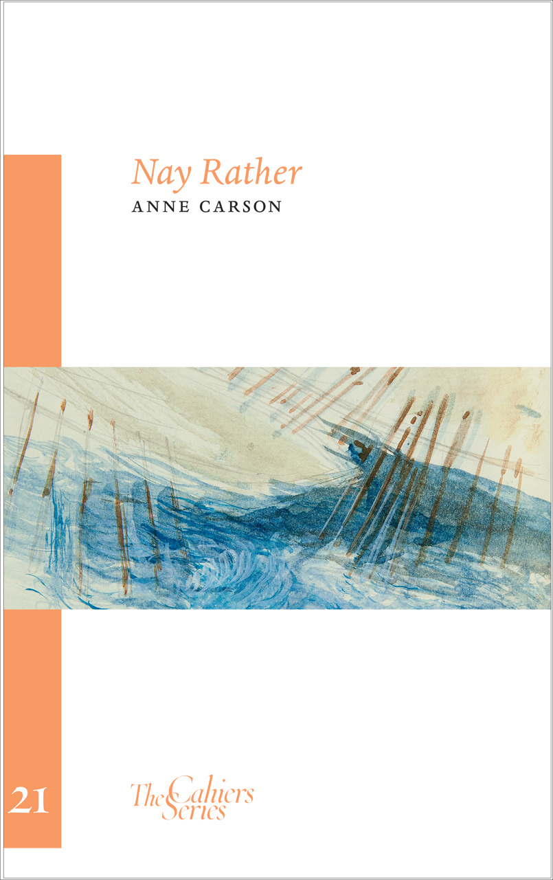 anne carson glass essay review