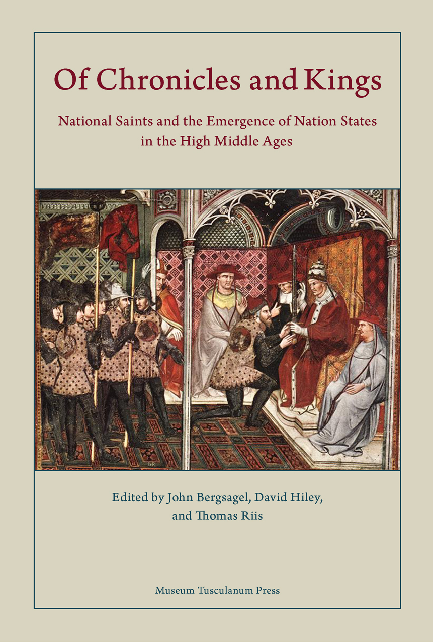 of chronicles and kings national saints and the emergence of edited