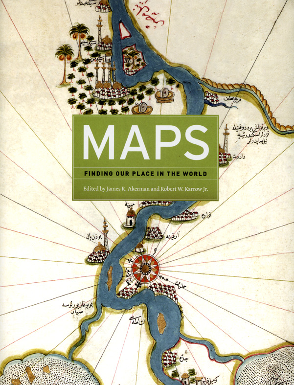 Maps Finding Our Place In The World Akerman Karrow Mccarter