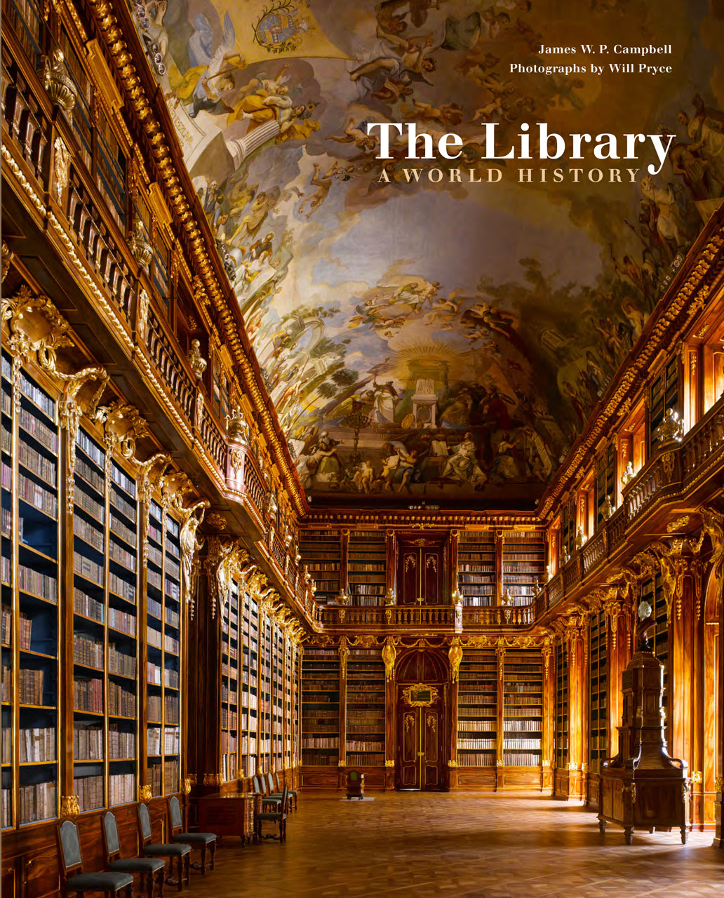 The Library: A World History, Campbell, Pryce