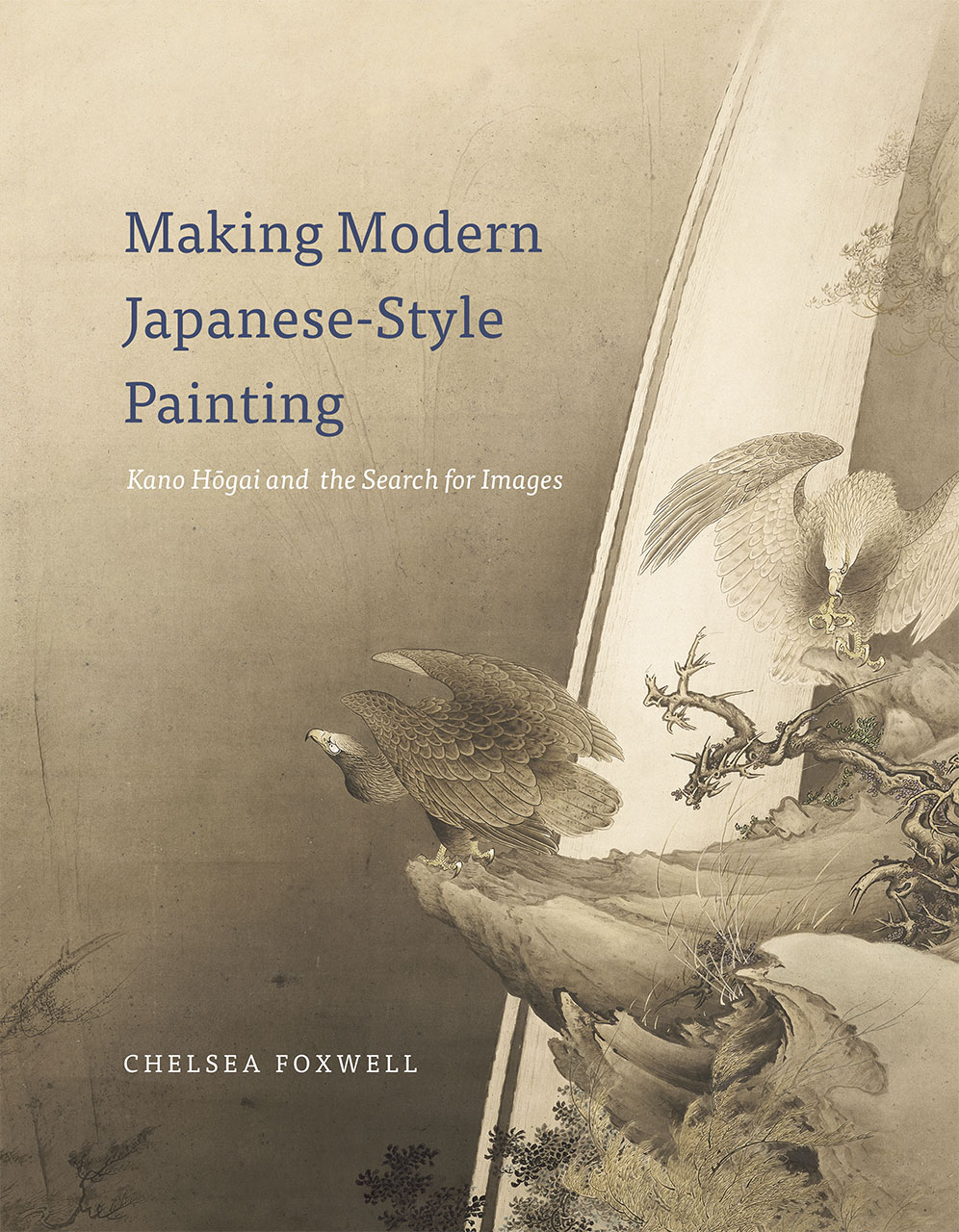making modern japanese style painting kano hogai and the search for