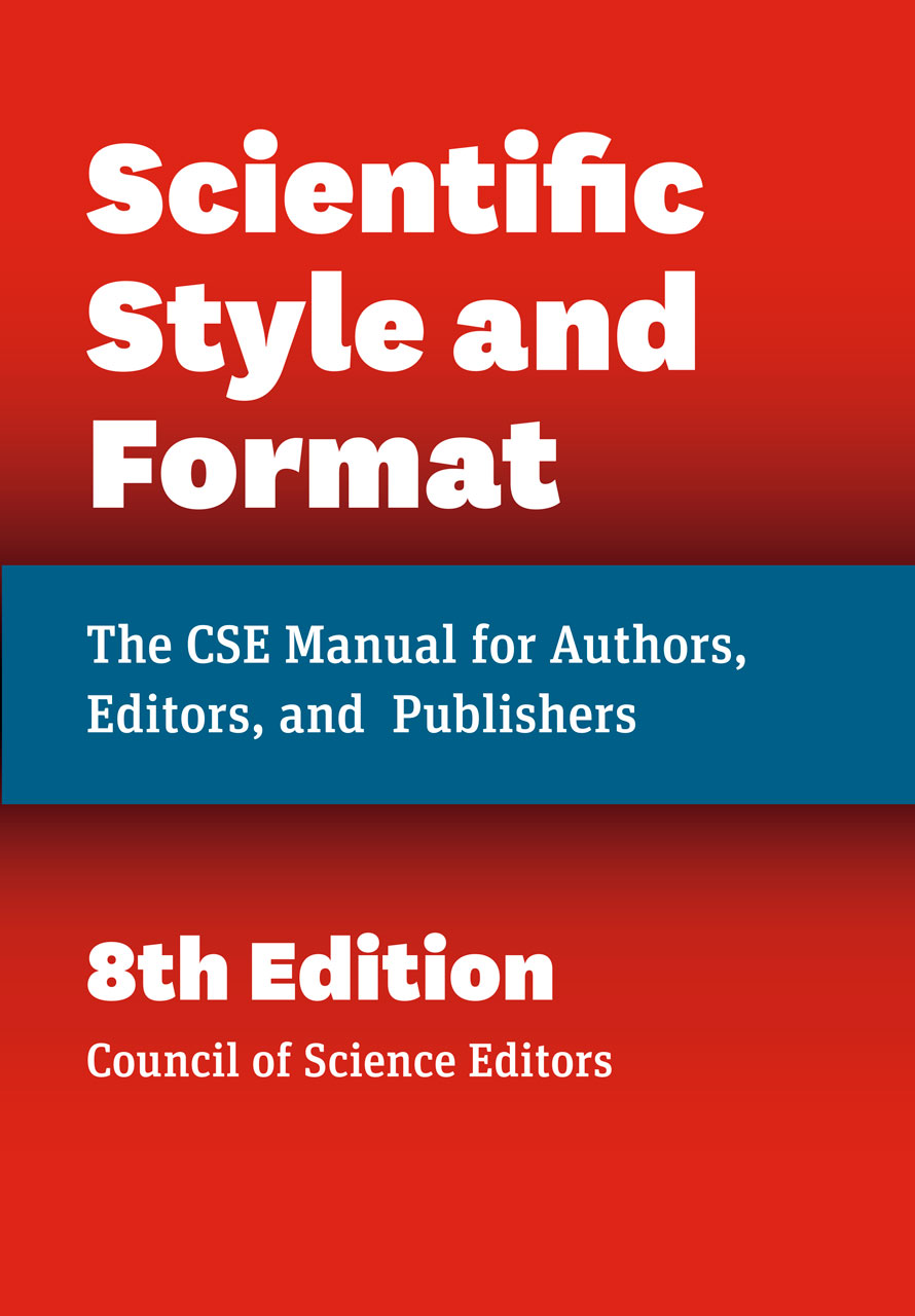 council of biology editors style guide abbreviations