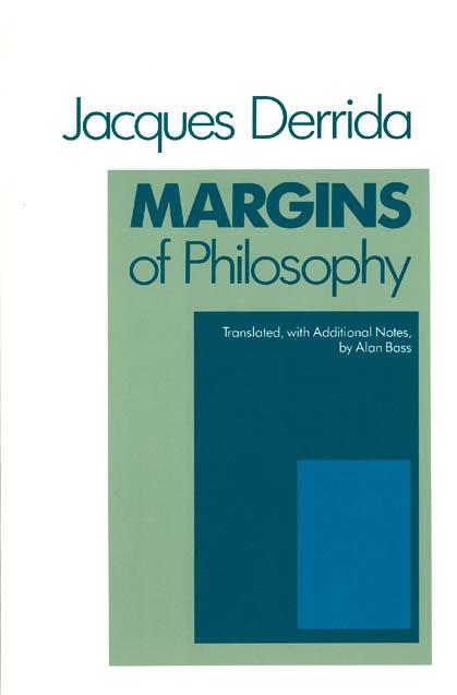 Books Movements Margins of Philosophy restaurantindia.dk