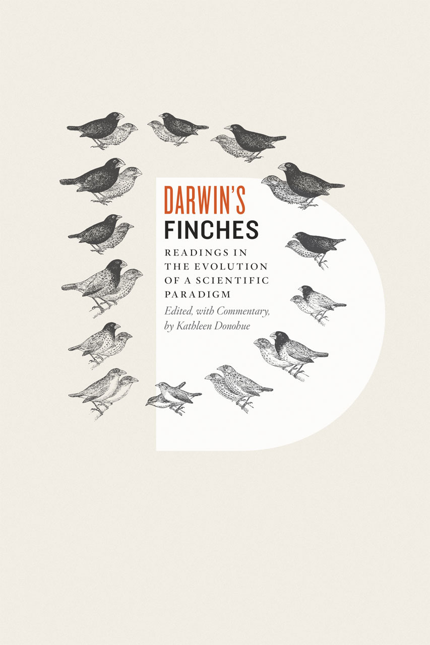 Evolution Darwin Finches
