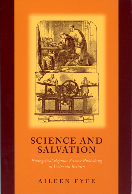 Science And Salvation Evangelical Popular Science